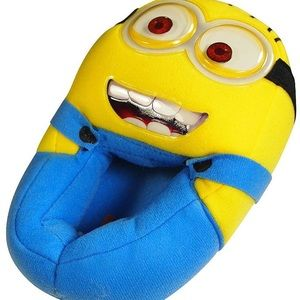 Shoes - Minion Slippers size 11/12